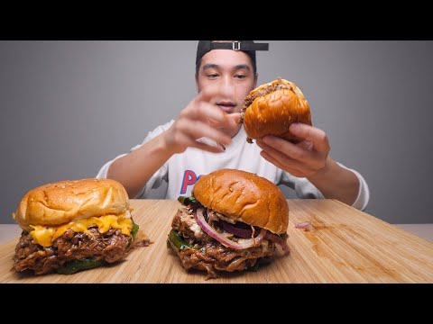 This Dude Ate 30 Hour Pulled Pork Sandwiches