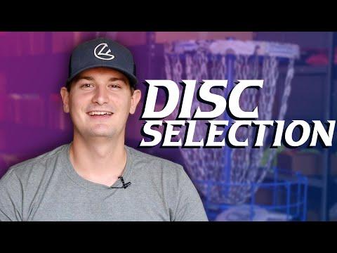 Beginner's Guide to Disc Golf – Valg av disc