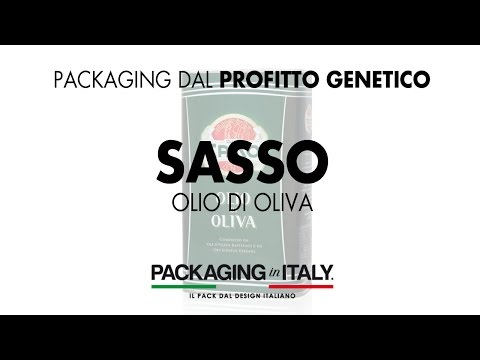 02 Packaging Profitto Genetico™ : Olio Sasso
