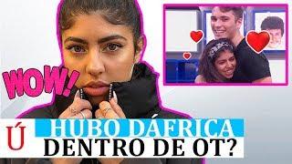 """África """"insinúa"""" Que Tuvo Algo Con Damion En OT Tras Los Rumores De Dáfrica Y Tras Operación Triunfo"""
