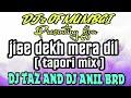 Jise Dekh Mera Dil Dhadka (Tapori Mix) Dj Taz & Dj Anil BRD