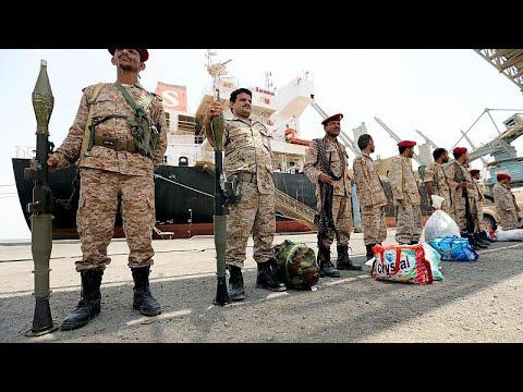 Ελπίδα για την Υεμένη-Ξεκίνησαν να υποχωρούν οι αντάρτες…