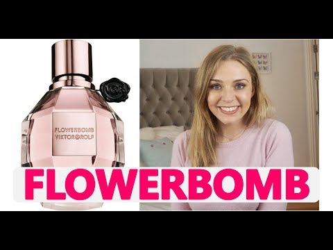 FLOWERBOMB BY VIKTOR & ROLF PERFUME REVIEW | SOKI London