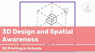 Gilles Street Primary School teachers conduct Spatial Awareness Study using 3D design