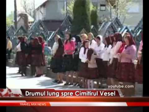 """""""Drumul Lung spre Cimitirul Vesel"""" – VIDEO"""