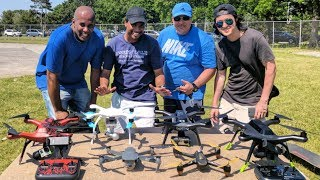 Flying Drones in NYC!