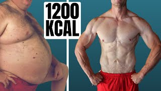 1200 Calories | Macro's | Rapid Fat Loss