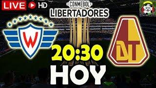 Wilstermann Vs Deportes Tolima, EN VIVO HOY Jueves 9 De Mayo 2019, COPA LIBERTADORES LIVE