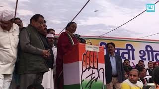 Meira Kumar first Women Lok Sabha Speaker addressing the gathering