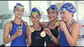 2018 May 13 Swimming is a lifelong skill for all ages!