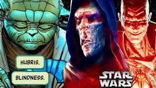 Yoda Recognizes Darth Bane and Darth Plagueis Were Correct! (Canon vs. Legends)