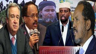 Dag Dag:ra'isul wasaraha jamhuriyada somaliya xasan cali