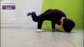 Breakdance Kids Onlinekurs 16.3.2020