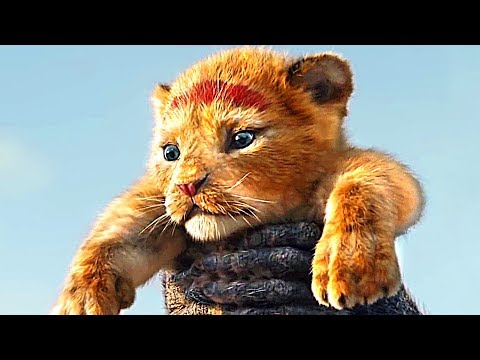Download THE LION KING Full Movie Trailer (2019) HD Mp4 3GP Video and MP3