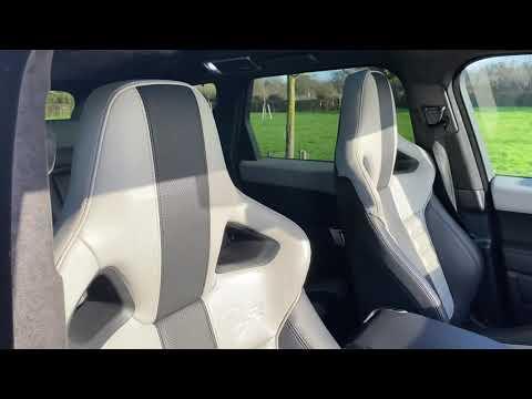 Range Rover Sport SVR Video