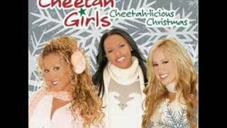The Cheetah Girls-The Perfect Christmas( lyrics )