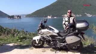 MOTOTURISMO - In Prova - Honda NC 750 X Travel Edition ABS