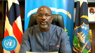 🇱🇷 Liberia - President Addresses General Debate, 75th Session