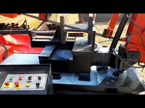 Degree Cutting Bandsaw Sawmax HBS 600