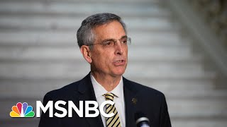 Trump Election Interference Being Investigated By Georgia Officials | Rachel Maddow | MSNBC