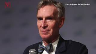 'Bill Nye the Science Guy' Explains 'the Planet's on F***ing Fire' on John Oliver's Show