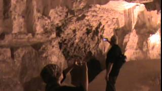La Cueva de Sedequías ( Debajo de la ciudad Antigua de Jerusalem)
