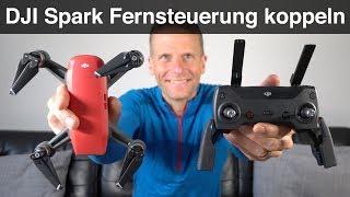 DJI Spark Remote Controller Tipp: Koppeln Fernbedienung & iPhone/Android. Anleitung deutsch!