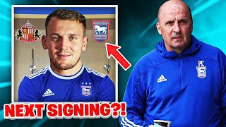 CHARLIE WYKE TO SIGN FOR IPSWICH TOWN?!