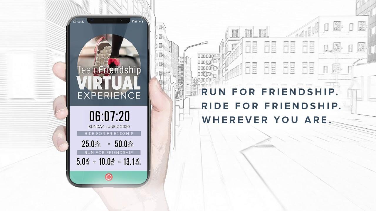 Team Friendship Virtual Experience 2020