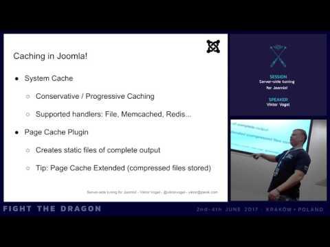 JAB17 - Server-side tuning for Joomla!