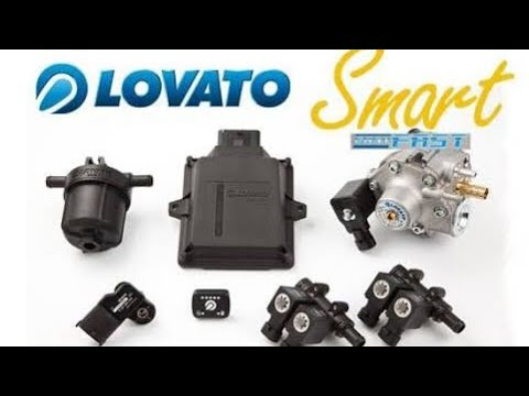 Lovato easy fast c-obd 2 | lovato easy fast ego 32 | lovato easy fast smart exr 48 cng sequence kit