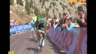 EriTV Zena Sport - Natnael Berhane Stage 7 Report - Tour of Turkey 2013