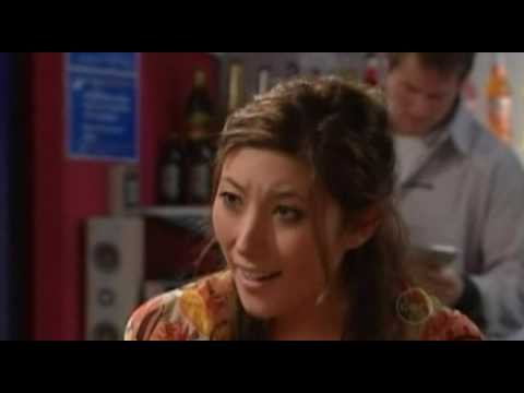 Dichen Lachman's 12th neighbours appearance March 7th 2006
