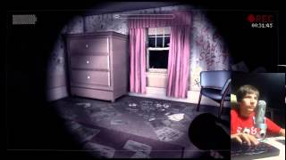 Ночные ужастики с Марком -Slender Man- The Survivel