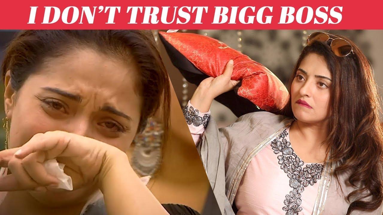 பிக்பாஸில் நான் ஏன் அழுதேன் - Mumtaj Emotional Side | Bigg Boss