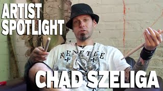 Breaking Benjamin, Vic Firth Artist Spotlight: Chad Szeliga