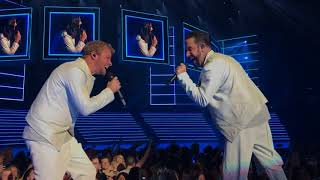 Drowning - Backstreet Boys - Las Vegas 14/02/2018