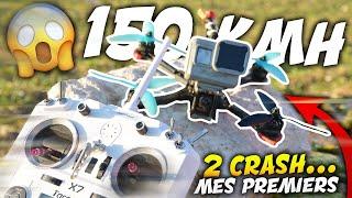 JE VOUS EMBARQUE AVEC MOI ! FLY FPV #1 - Drone racer