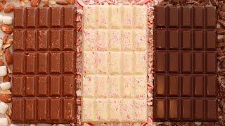 Homemade Chocolate Bars featuring Brandi Milloy - Gemma's Bigger Bolder Baking Ep  101