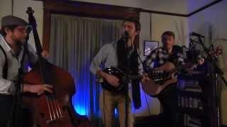 "Honeybucket - ""Whiskey Drinkin' Blues"" at Mechanic Street House Concert in Cleveland Ohio"