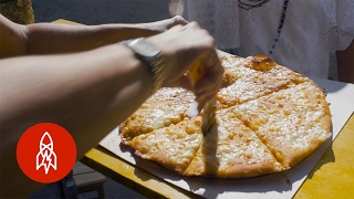 Cuba's Flying Pizzas