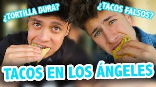 TACOS EN LOS ÁNGELES ft. Mario Ruiz / Juanpa Zurita