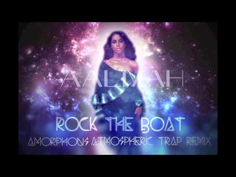 Aaliyah - Rock The Boat (Amorphous Atmospheric Trap Remix)
