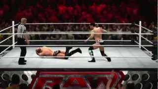 WWE '13 Video: WWE Live, Catching Finishers, Spectacular Moments and more!