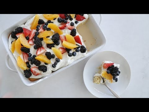 Tres Leches Cake – Sweet Talk with Lindsay Strand