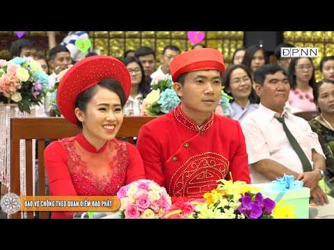 Đạo vợ chồng theo quan điểm đạo Phật - TT. Thích Nhật Từ