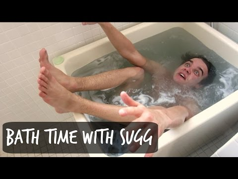 BATH TIME WITH SUGG