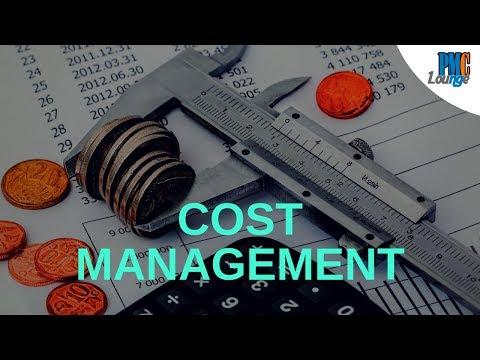 , title : 'Cost Management - The Basics