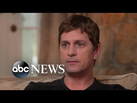 Inside Rob Thomas' New Tour And Behind-the-scenes Of His New Album 'Chip Tooth Smile' L Nightline - ABC News