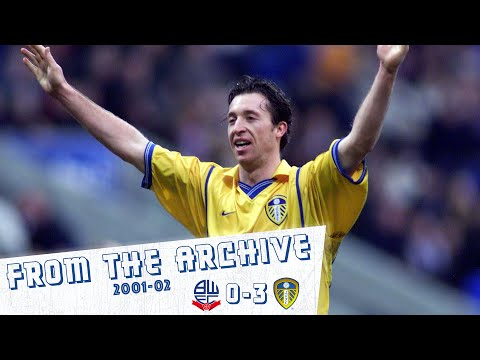 Bolton 0-3 Leeds United